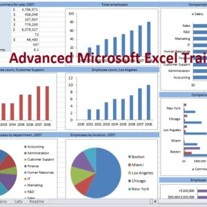 advanced ms excel training